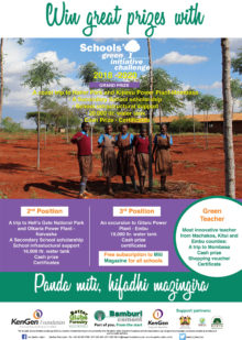 KenGen_Tree_Planting_Competition_poster