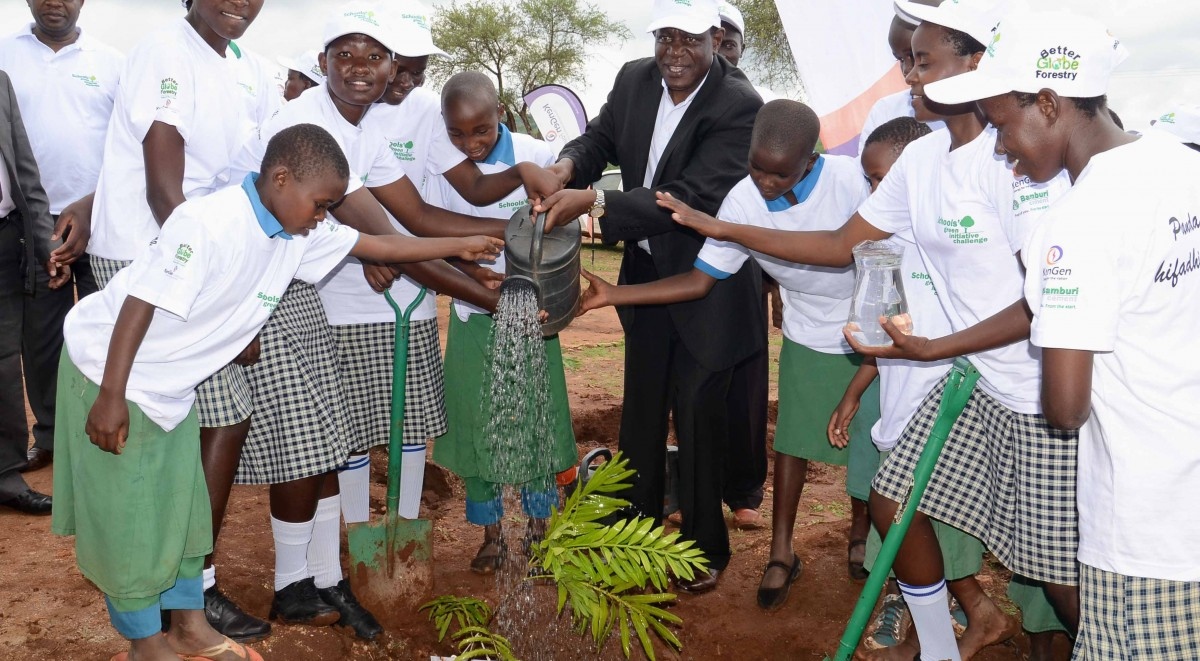 KenGen Foundation Environment Green Initiative Challenge
